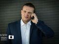 Kielce, 27.01.2017 r. Sesja zdjeciowa CK Media Group - Tomasz Porebski i Maciej Urban. Fot. Lukasz Zarzycki / lukaszzarzycki.pl