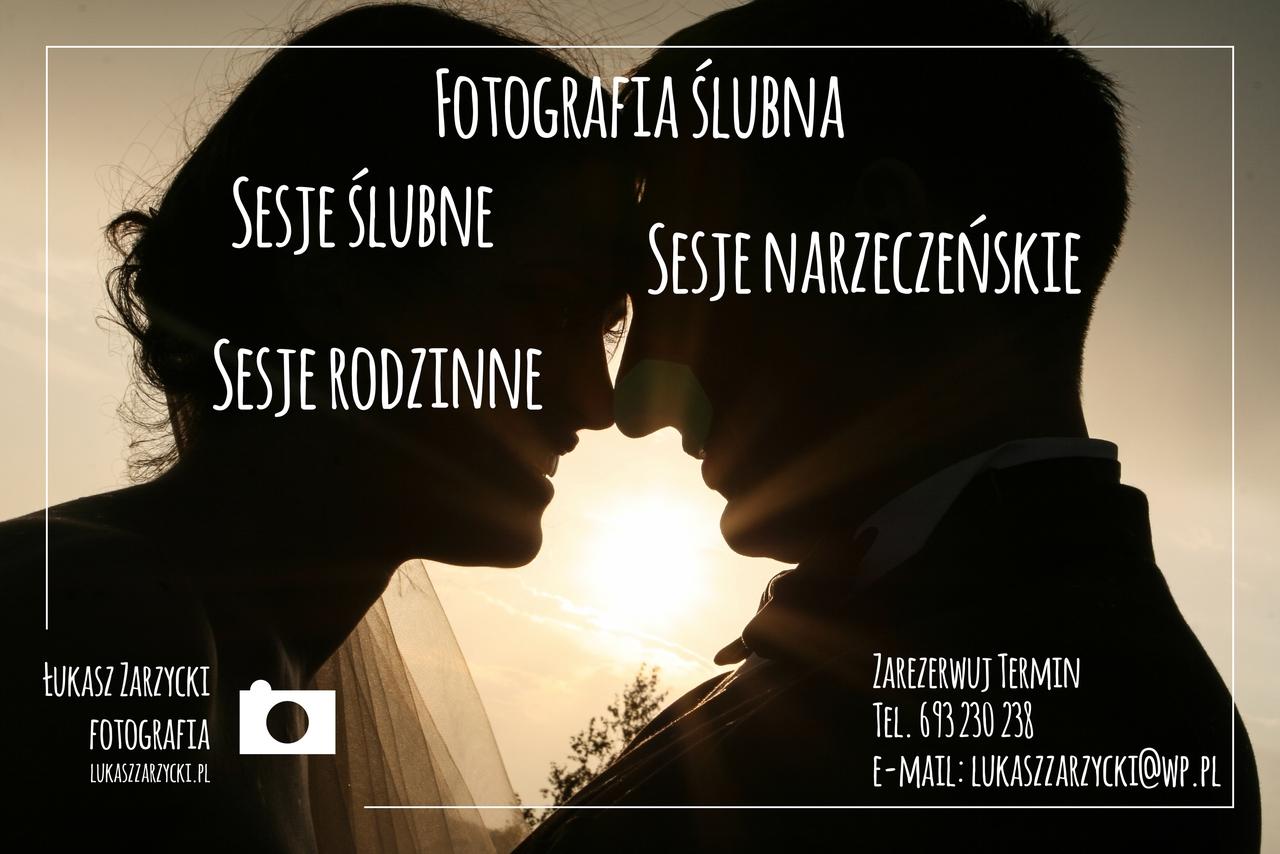 Fotografia ślubna Kielce Świętokrzyskie - Ślub Magdy i Grzegorza. Fot. Łukasz Zarzycki / lukaszzarzycki.pl