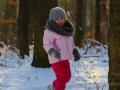 Kielce - Karczowka, 08.01.2017 r. Zimowa sesja zdjeciowa Tosi. Fot. Lukasz Zarzycki / lukaszzarzycki.pl