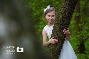 Fotografia komunijna Kielce - sesja komunijna Kielce